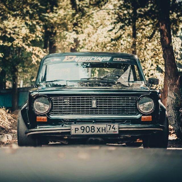 ВАЗ Lada 2101 drift