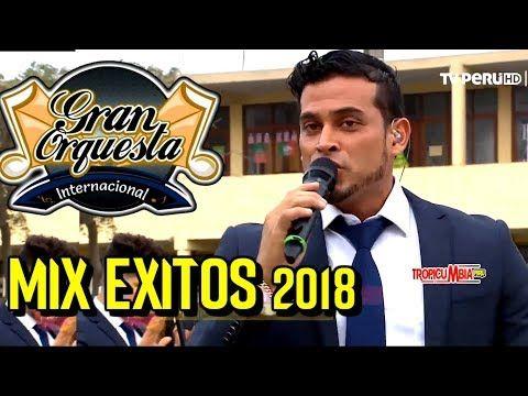 Gran Orquesta Internacional / Domingos de Fiesta TvPeru   Mix exitos en Vivo - YouTube