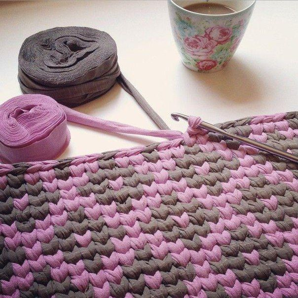 Coil HERE | Knitting yarn | IDEAS | MK | VK