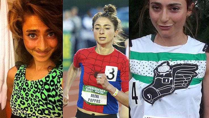 Alexi Pappas turns pro with style
