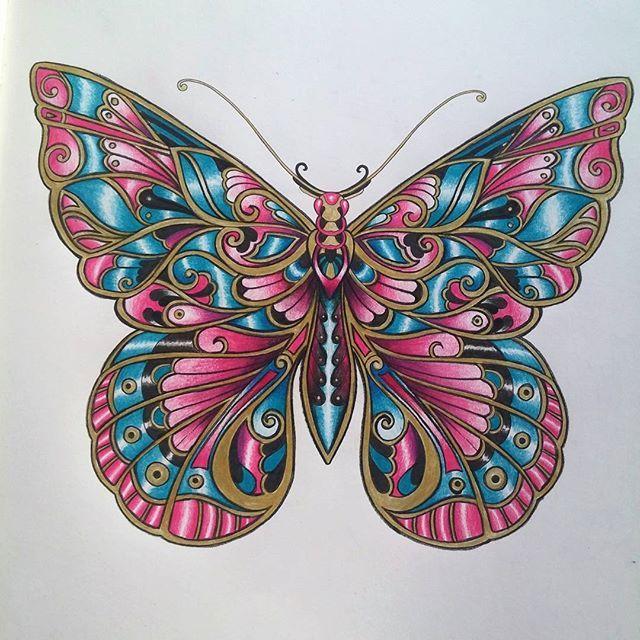 Beautiful coloring!