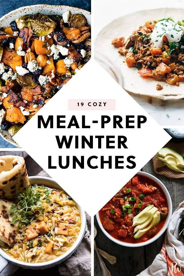 19 Cozy Meal Prep Recipes For Winter Lunches Winter Lunch