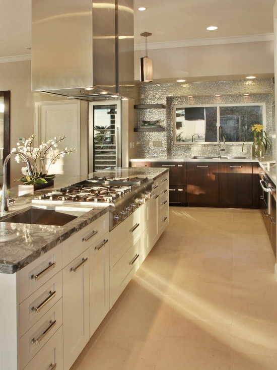 1000 Images About Kitchens On Pinterest Contemporary Kitchens Cabinets And Gray Kitchens