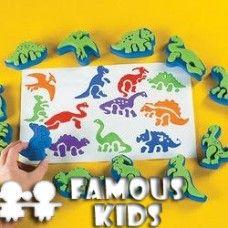 Stampile dinozauri