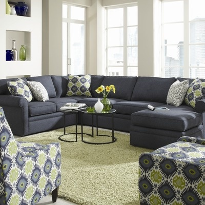 Rowe Furniture Brentwood Sectional $3622