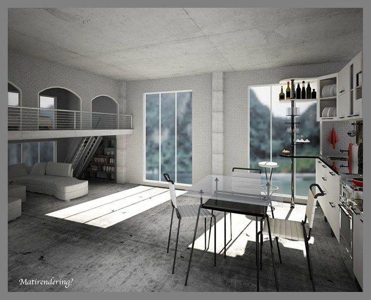 Minimal loft - vrayforc4d