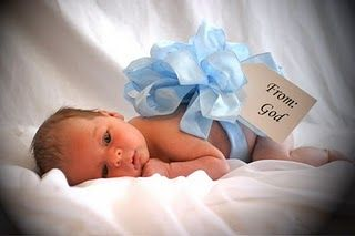 The birth of a child and the love that develops almost instantly...