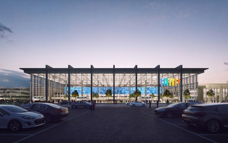 Foster + Partners Selected to Design Marseille Airport Extension