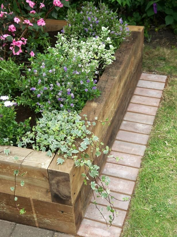 The 25 best Raised flower beds ideas on Pinterest Raised beds