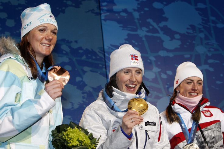 Petra Majdič 3rd in Vancouver #bronze