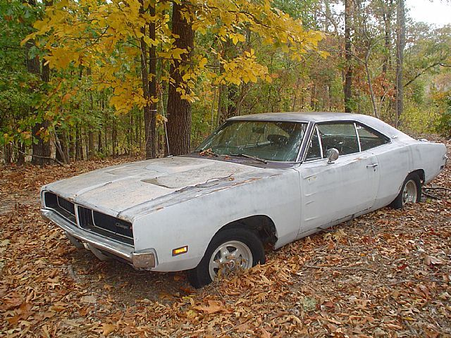 1969 Charger this one still looks pretty good. | DODGE ...