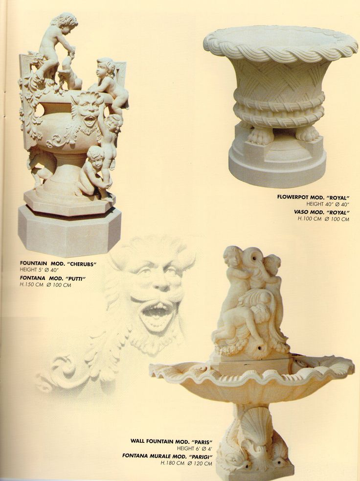 pag 18 - catalogue - Garden Ornaments Stone srl - www.gardenorn.com