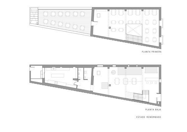 ⇢ NUEVO #Proyecto | Molino de Harina - Restaurante   Cuando aúnas tradición y #arquitectura consigues una joya única y limitada como ésta.  #Rehabilitación #proyectos #comercial