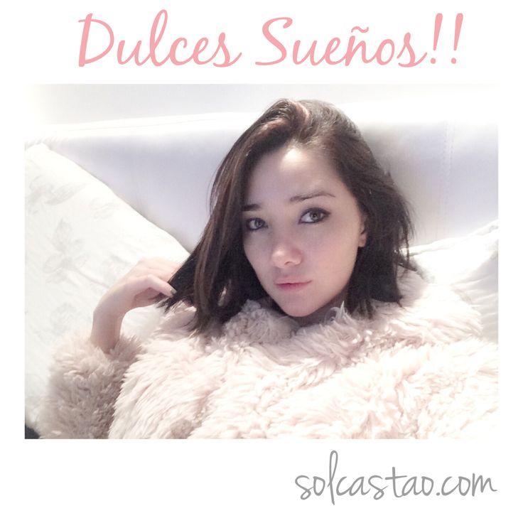 Dulces sueños - sol castaño - solcastao.com