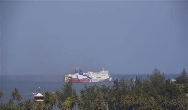 Πυρκαγιά σε κρουαζιερόπλοιο στο Πουέρτο Ρίκο