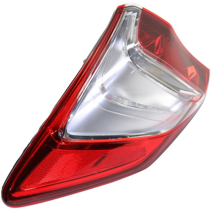 2016-2017 Acura Rdx 3.5L Tail Lamp Or Light Assembly
