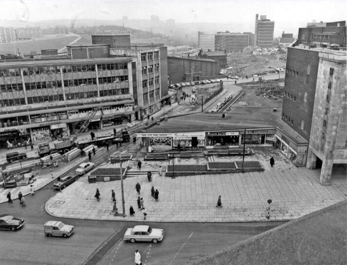 Before the Hole in the Road #sheffield
