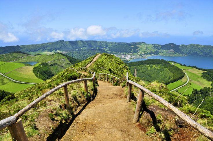 """Azory - portugalskie wyspy """"najbardziej zielone na świecie""""; otrzymały nagrodę Platinum Quality Coast Award 2014-2015 - Podróże"""