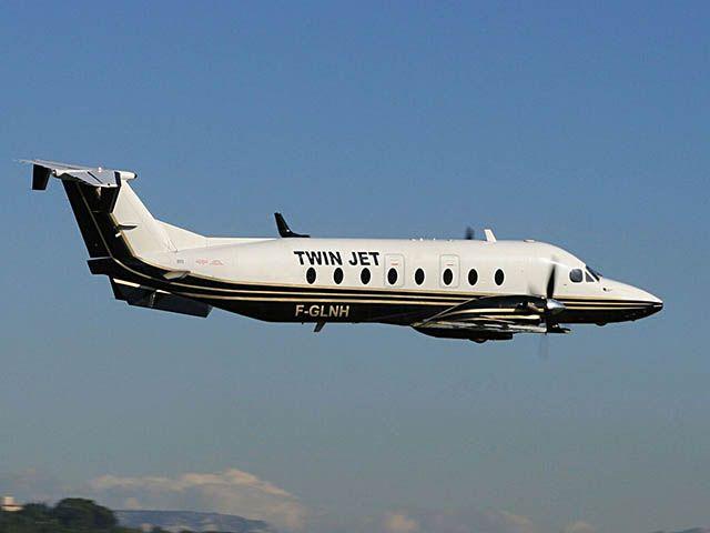 Twin Jet va relier Metz à Nantes