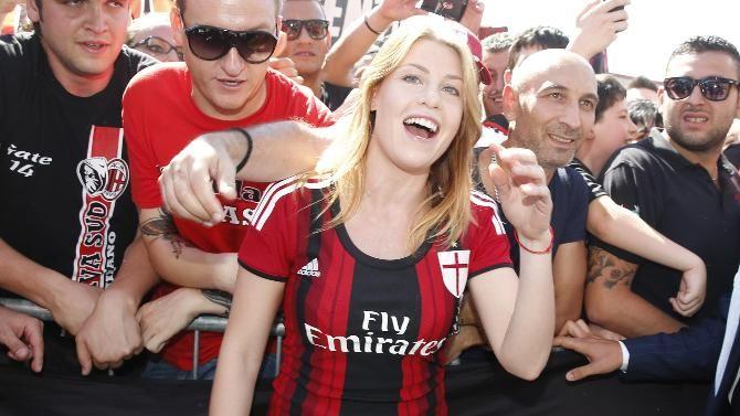 """Milan, Barbara Berlusconi: """"Vogliamo tornare in Champions e costruire il nuovo…"""