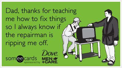 So true!!! haha.Celebrities Dads, Dads Christmas, Ecards