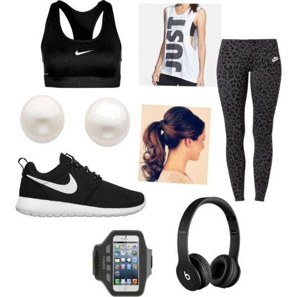 perfect sporty outfits for school nike