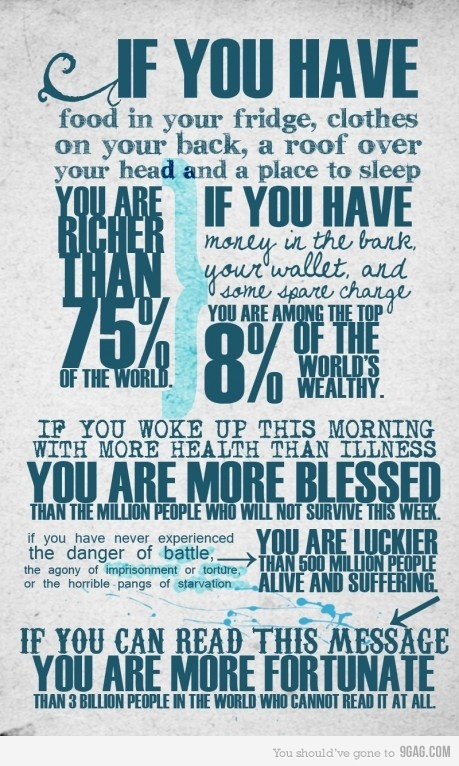 ...we truly are fortunate!: Life, Inspiration, Quotes, Truth, Wisdom, Be Thankful, Thought, You Are