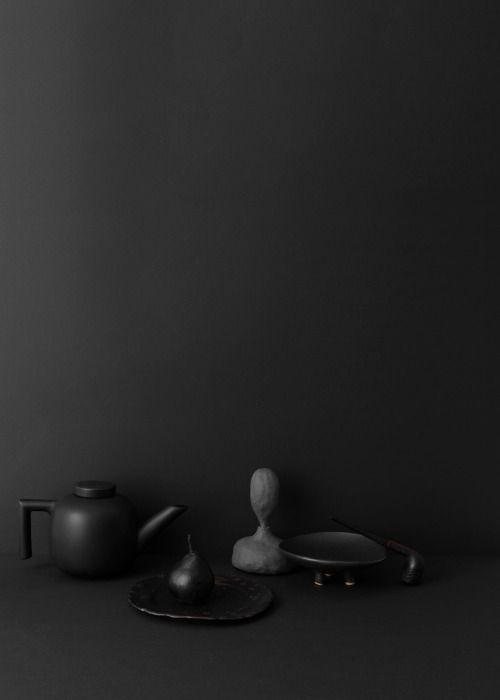 Styling in black