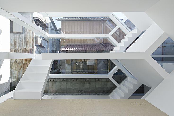 柄沢祐輔建築設計事務所 _ works _ s-house