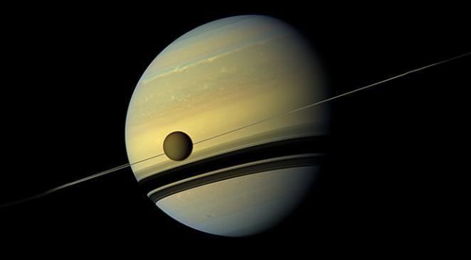 Quand des planétologues découvrent que sur Jupiter et Saturne, les rivières de diamants tombent du ciel