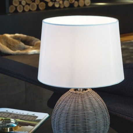 Lampa stołowa EGLO Roia 92913 http://www.atat.pl/lampy-stojace/125027-lampa-stolowa-eglo-roia-92913.html