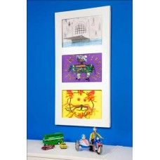 Articulate Gallery Frames Triple | Kinder Tekeningen Fotolijsten