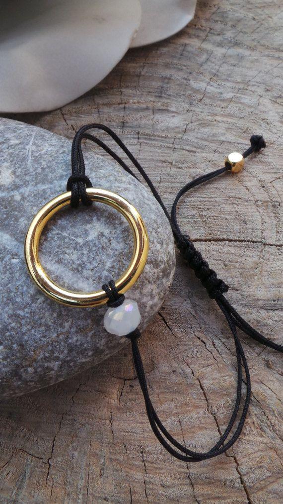 Karma bracelet. Circle of life bracelet. by AllAboutEveCreations