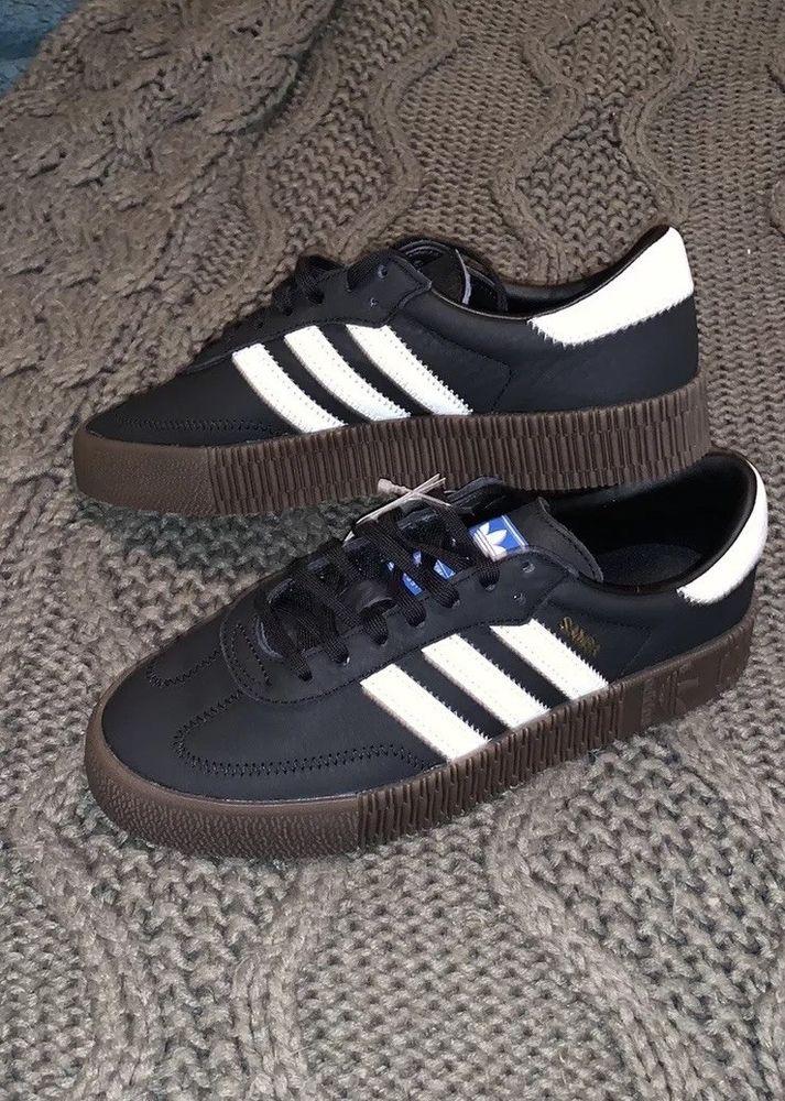 8daac589bf8 adidas sambarose platform shoes  fashion  clothing  shoes  accessories   womensshoes  athleticshoes