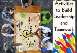Leadership Activities and Games to Build Teamwork                                                                                                                                                                                 More