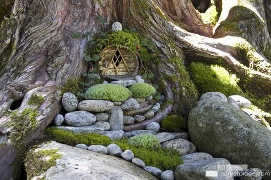 A Fairy Garden Compendium Ilona S Garden Fairy Gardens