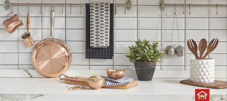 Guía para organizar la cocina de tu nuevo hogar