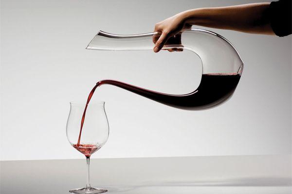 Коротко о том, как насытить вино кислородом