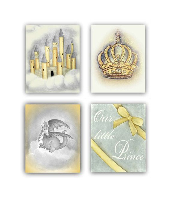 Baby Crown Wall Decor : Images about nursery wall art baby decor