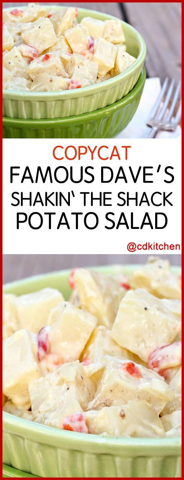 Potato Salad With Sour Cream And Relish