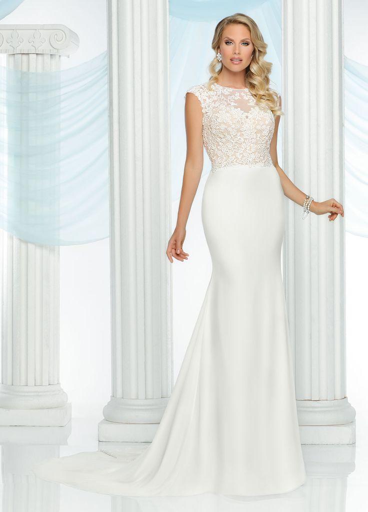 DaVinci Wedding Dresses Style #50422