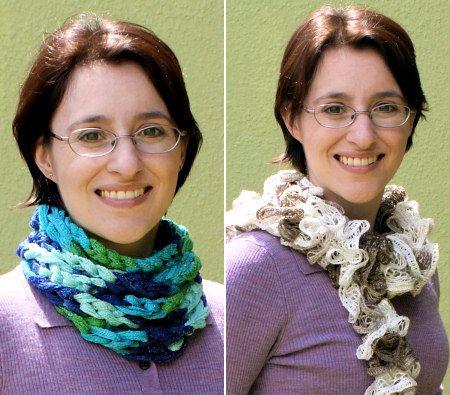 looks soo nice!  < review: ruffle yarn