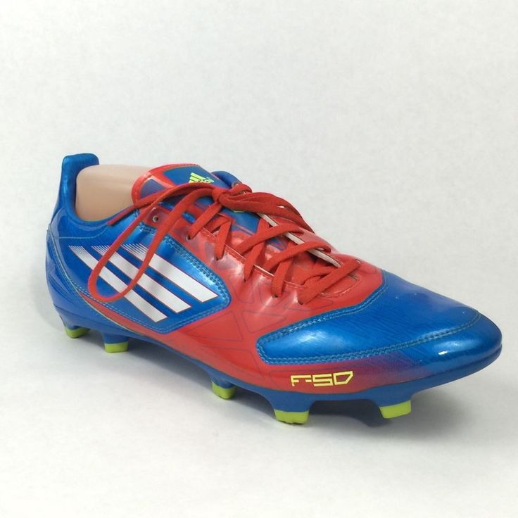 Adidas F50 Series F 10 Adizero Men's Size 11 Soccer Shoe Molded Cleat | eBay