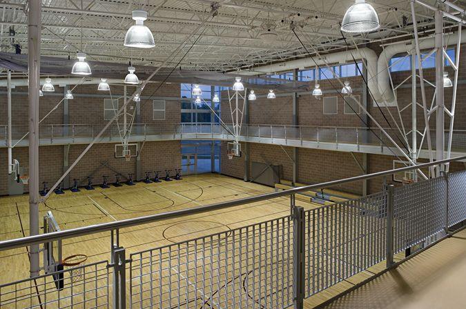 Charles R. Drew Wellness Center - Columbia, SC  #architecture #community #wellness #swimming