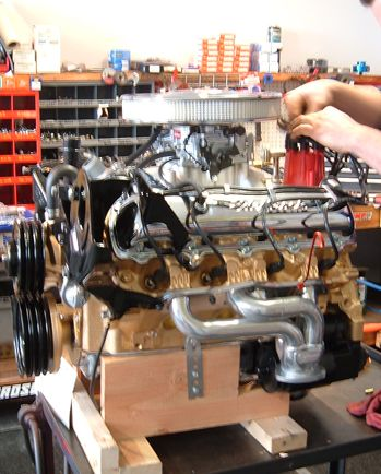 Oldsmobile 455 Turn-Key Crate Engine With 475HP