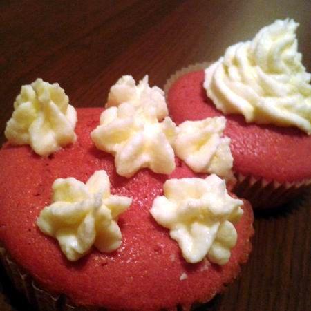 Egy finom Vörös bársony cupcake ebédre vagy vacsorára? Vörös bársony cupcake Receptek a Mindmegette.hu Recept gyűjteményében!
