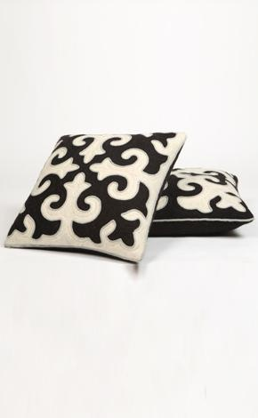 shyrdak pillows - textile