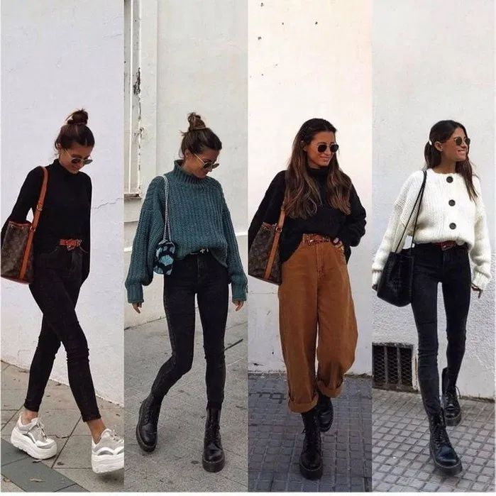 125+ most popular outfits you can try this winter 4 ~ Modern House Design