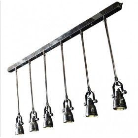 Nostrieel Spider Hanglamp