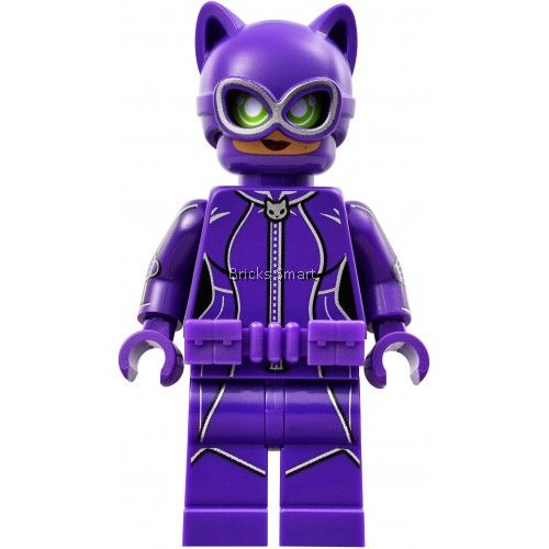 70902 LEGO Batman Movie Catwoman Catcycle Chase